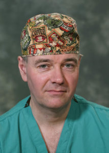Justin Nowell, Consultant Cardiac Surgeon